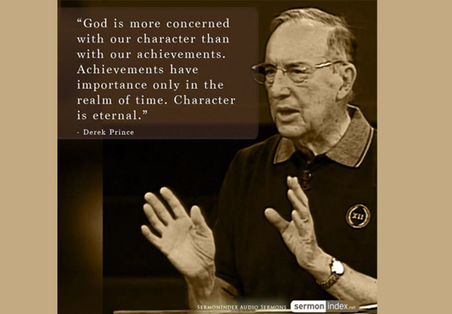 Billedresultat for derek prince quotes